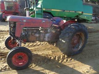 Massey Ferguson 65 tractor parts