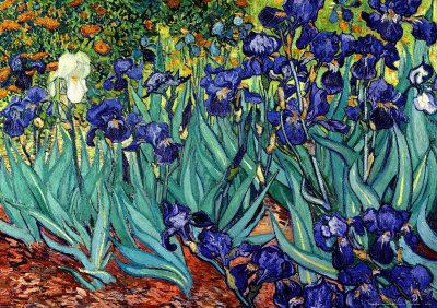Vincent van gogh melocotonero en flor