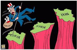 ¡Imperialismo!