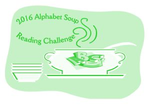 Alphabet Soup Reading Challenge 2016