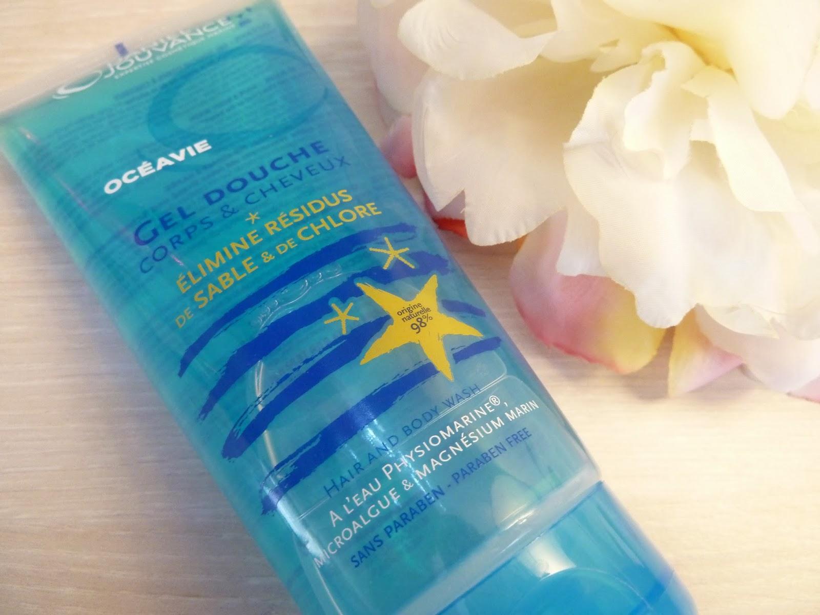 Bain de jouvence avec les soins corporels daniel jouvance - Gel douche sans sodium laureth sulfate ...
