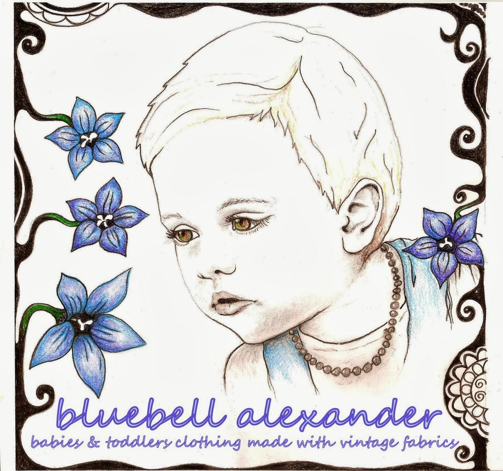 bluebell alexander