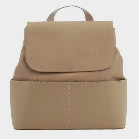 Kin by John Lewis Meyrick Leather Backpack