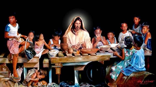 JESUS NOS DIAS DE HOJE