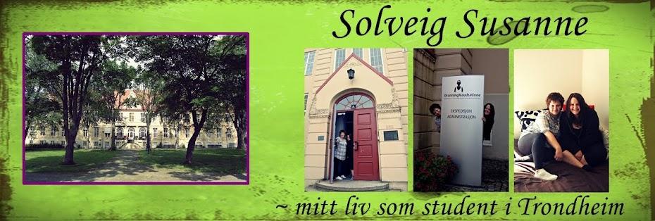 Livet som student i Trondheim:)