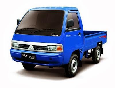 Spesifikasi dan Jenis Pick Up Mitsubishi
