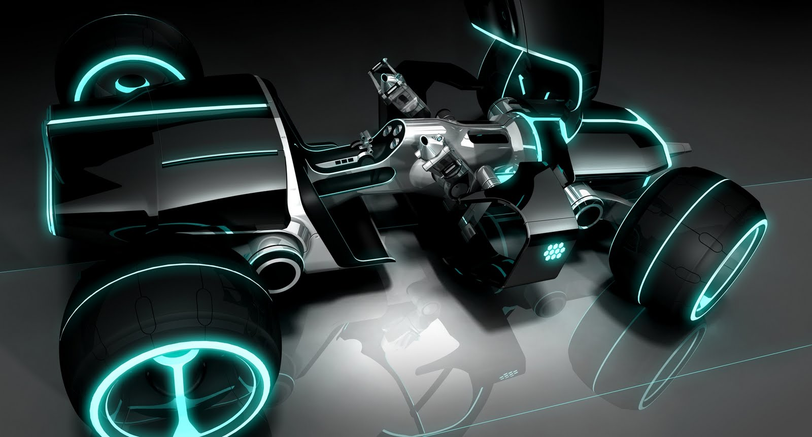 tron legacy car hd | desktop high definition wallpapers for free