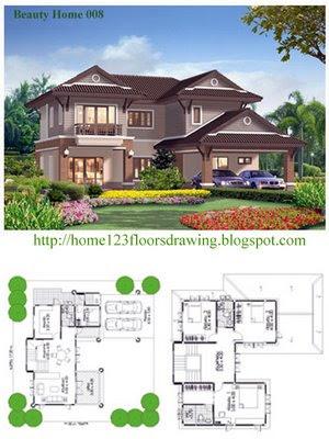 beautiful dream home plans