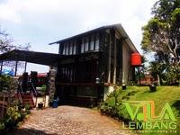 Villa Istana Bunga Lembang REVIN