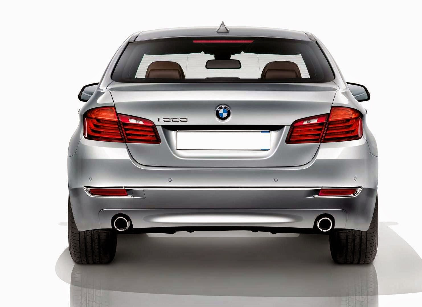 2015 BMW 5 series facelift wallpapers