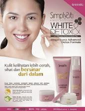 Siti Saleha Duta Produk SimplySiti White & Detox