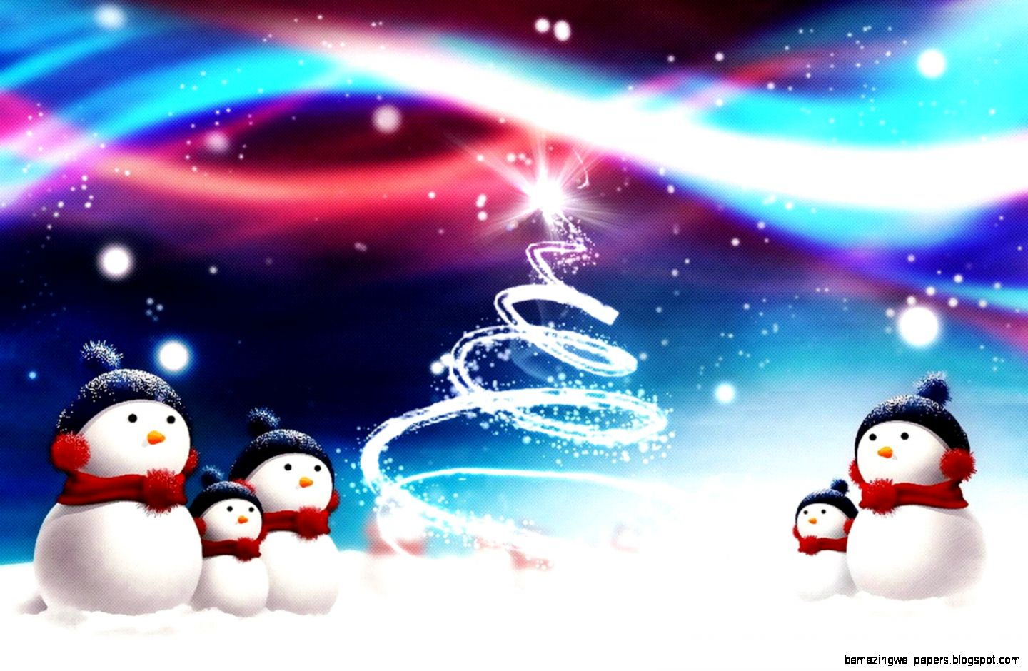 MX84 Snowman Adorable Desktop Wallpapers for Free  40