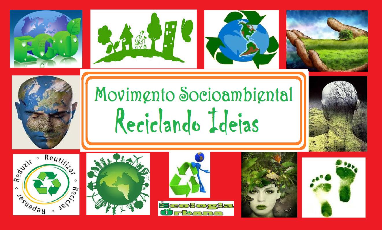 Seja Ecologicamente Responsável