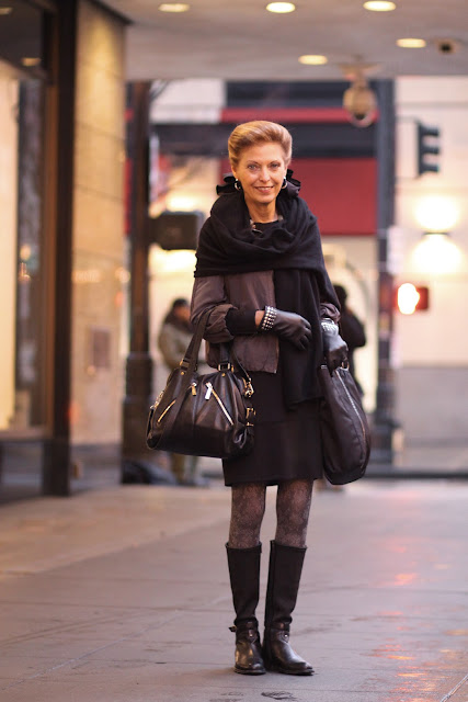 Susan Posner Seattle Street Style Nordstrom