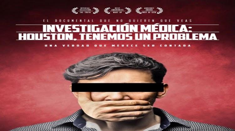 farmaceuticas, no quieren que veas, documental, houston tenemos un problema investigacion medica