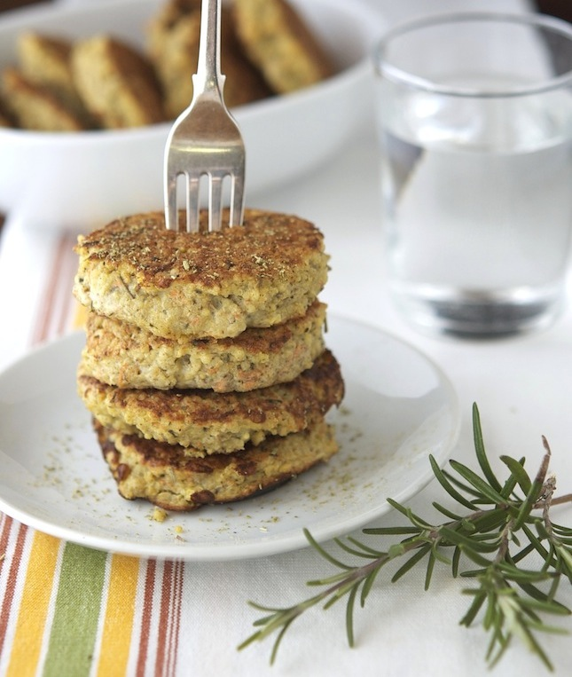 Millet Cakes