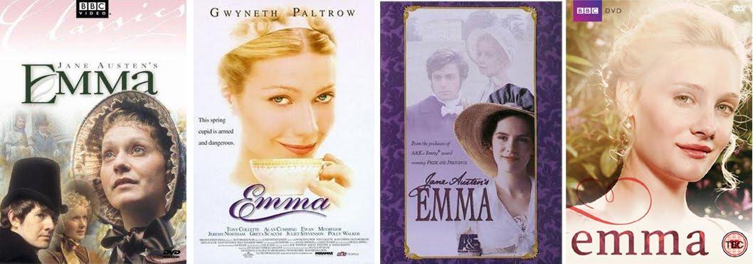 {Sondeo} Mejor adaptación de Emma... Emma