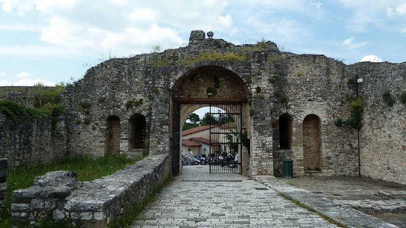 Sehenswürdigkeiten in Ioannina: Kastro (Epirus)