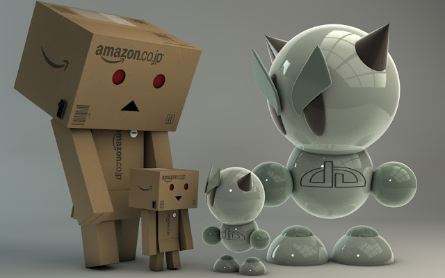 Danbo and Friends