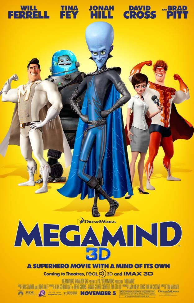 Megamind [Ver Online y Descarga] Megamind_poster