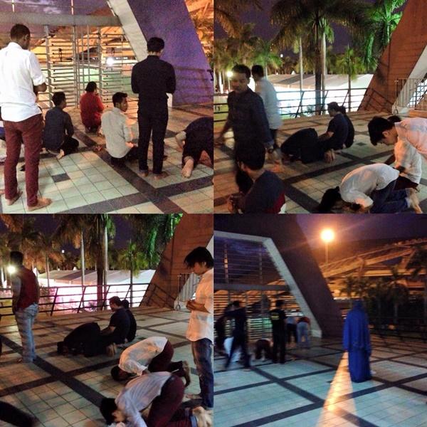 Polis Gertak Kami 'Tak Payah Solat La' Di AJL30... Lelaki Bengang Dedah Perkara Sebenar, HARAM JADAH!