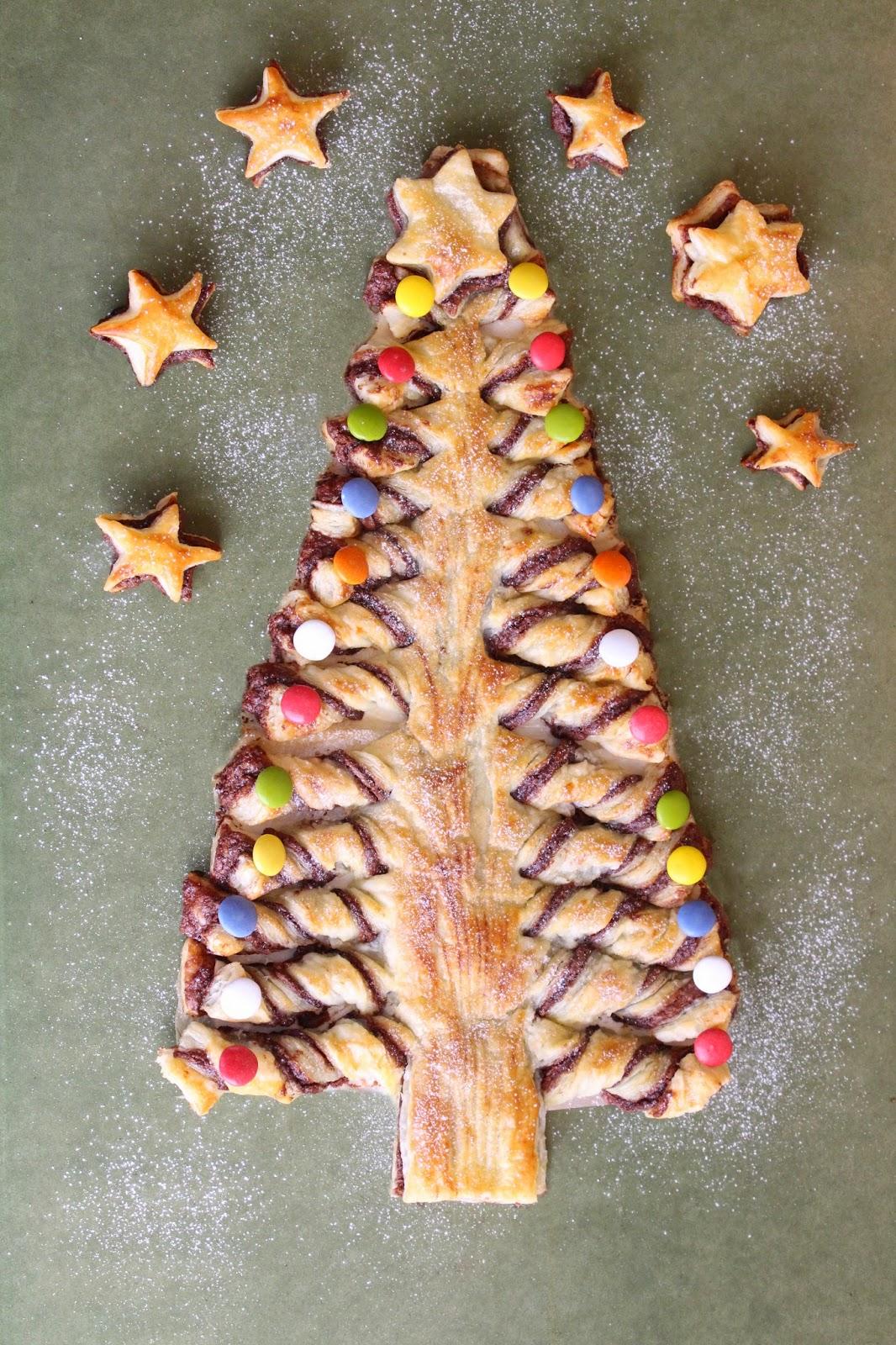 arbol navidad con lacasitos