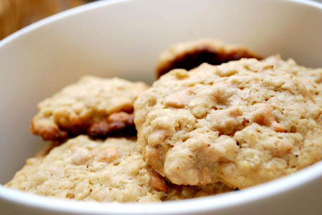 Cookies al Cioccolato Bianco - Ricetta Originale Americana