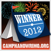 yay camp nanowrimo winner june 2012