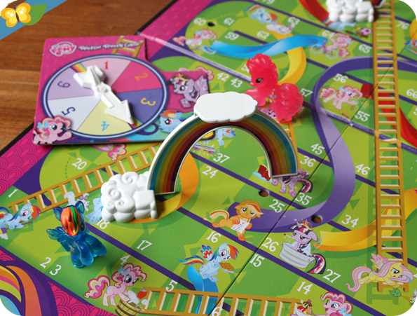 My Little Pony - Rainbow Friends Game - Le Jeu Arc-en-ciel