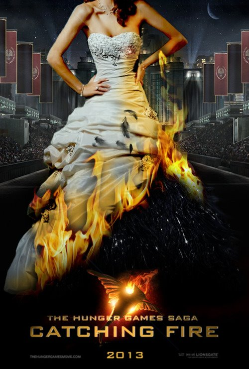the hunger games : enero 2013