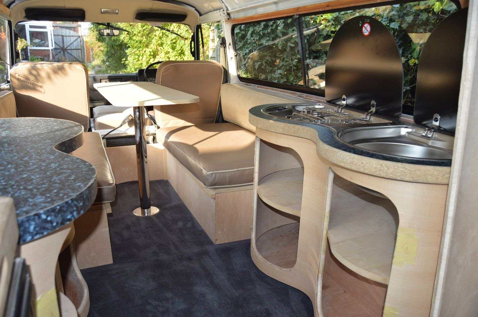 Used Rvs 1983 Dodge Commer Spacevan Small Rv For Sale For