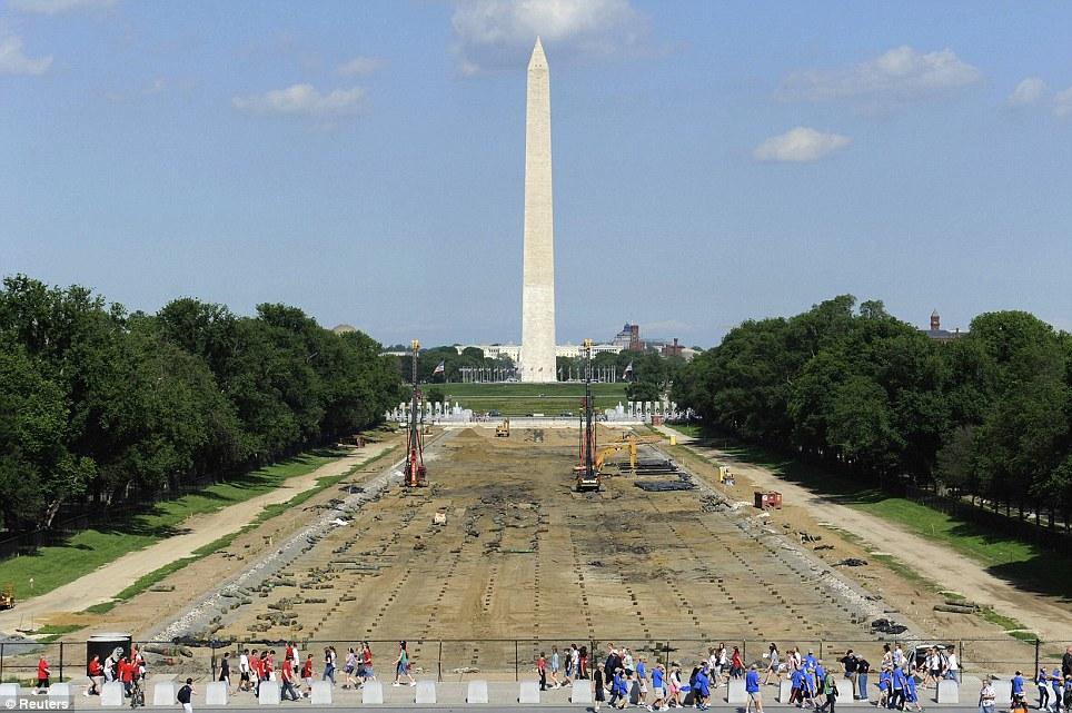 The Omni Report Reflecting Pool Upgrade In Washington Dc