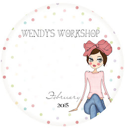 WENDY'S WORKSHOP FEB 2015 £8.00