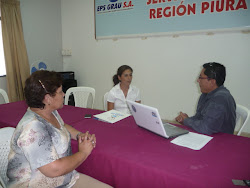 """EPS Grau: Mejor agua, mejor vida"""", programa de sensibilidad social de la población Piurana."""