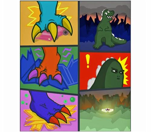 El arma secreta contra monstruos gigantes