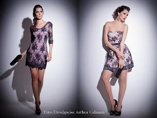 Modelos curtos de Arthur Caliman.