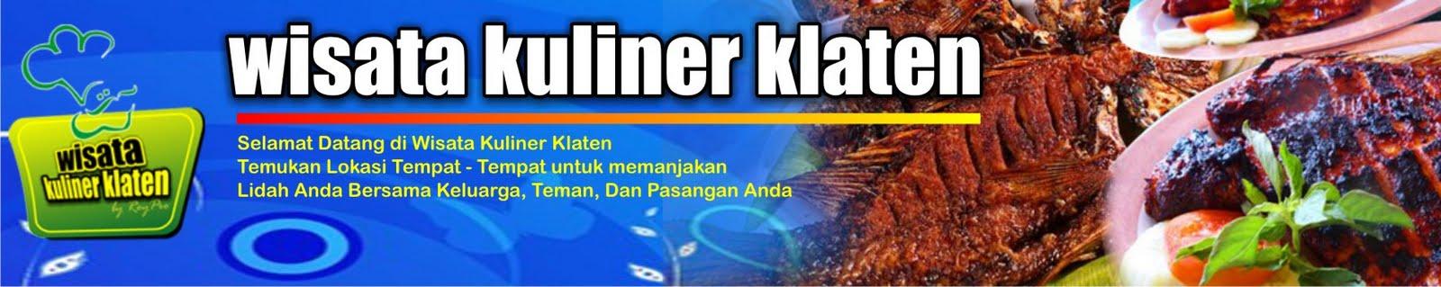 Wisata Kuliner Klaten