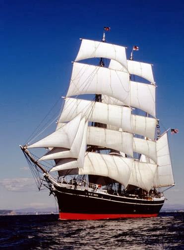 Lunenburg Nova Scotia >> American Famous Tall Ships | Nautical Handcrafted Decor Blog