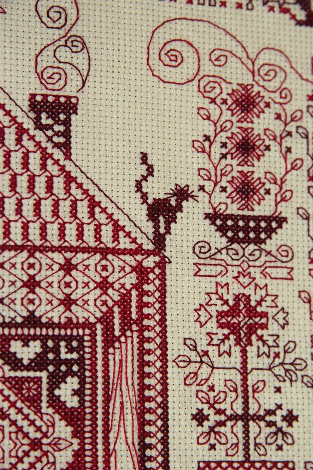 Оберег домашнего очага - Каталог схем для вышивки крестом 93
