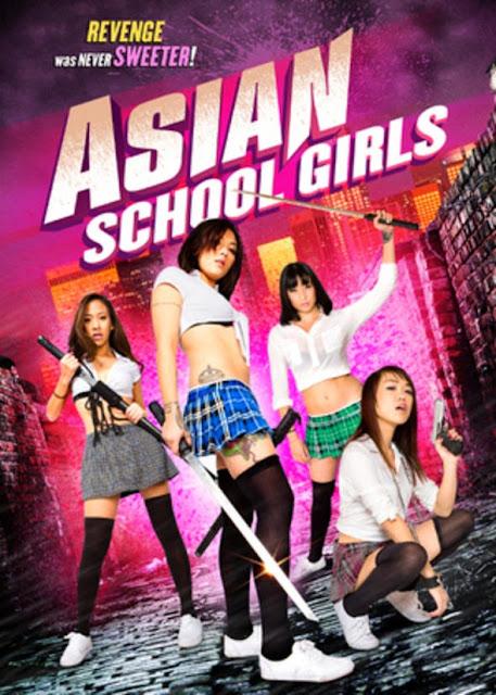 N? Sinh Tr? Th� - Asian School Girls