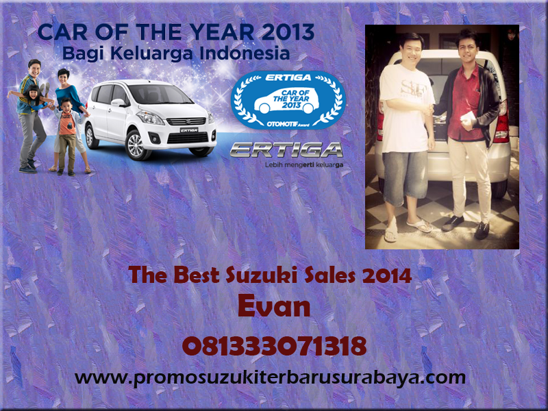 Promo Suzuki Ertiga Terbaru UMC Dan SBT Surabaya Bangkalan Nganjuk Kediri Sms Evan 03131073787