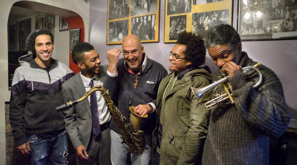 A.Mesa NY Jazz Flamenco Quintet