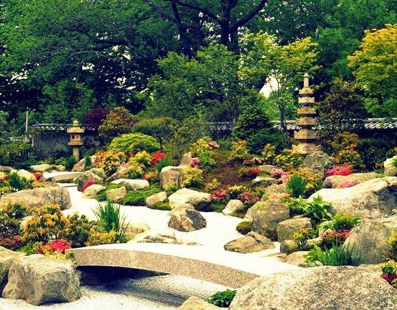 Japanese Rock Garden Ayanahouse