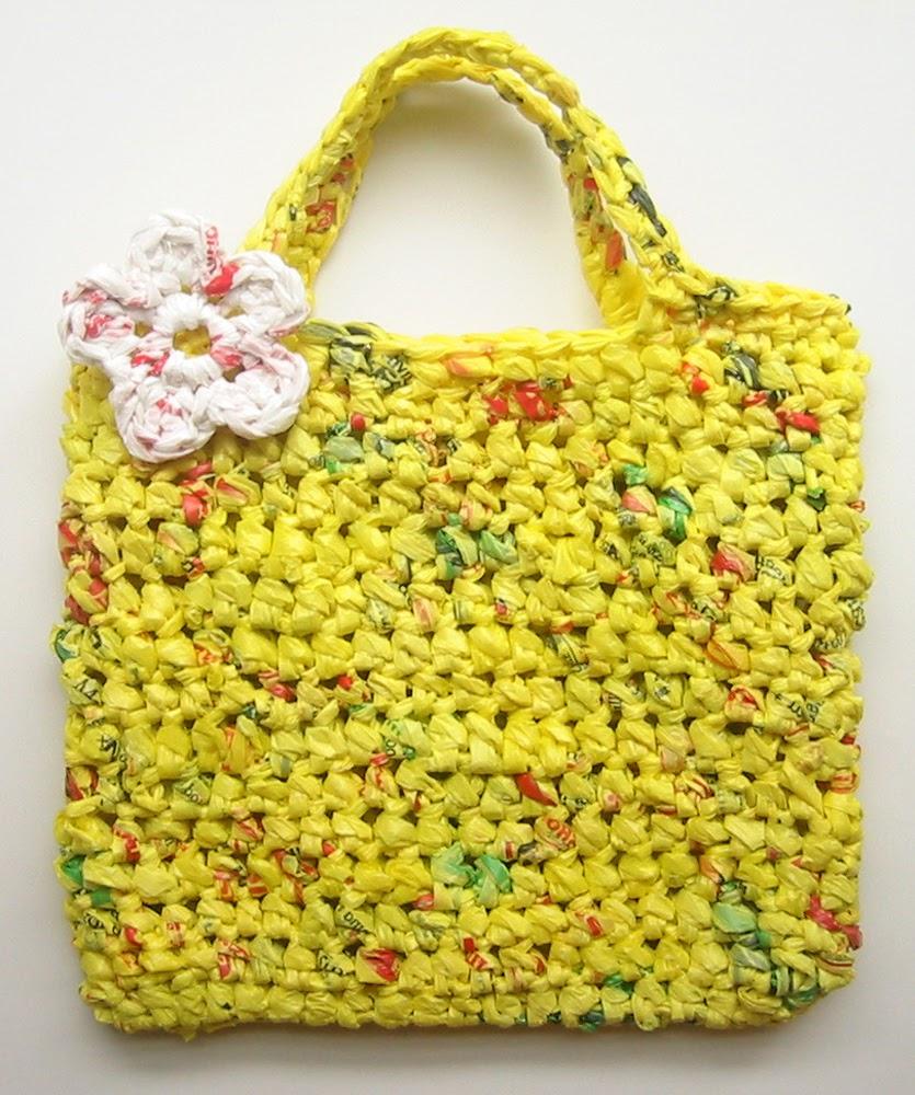 Crochet Grocery Bags : Plastic+Bag+Bag.bmp