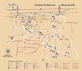 Mapa de Mexicali