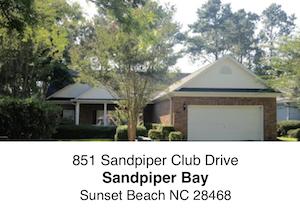 Sandpiper Bay SB