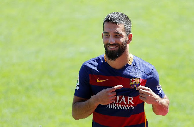 Arda Turan can battle Andres Iniesta, Ivan Rakitic for starting berth at Barcelona