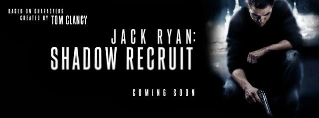 Imágenes de la película Jack Ryan Shadow Recruit