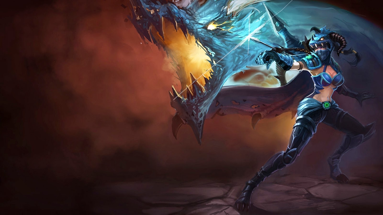 40 <b>Shyvana</b> (League Of Legends) HD <b>Wallpapers</b> | <b>Backgrounds</b> ...