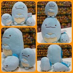 (INSTOCK) CLICK TO SEE Collection of Sumikko Gurashi Tokage